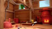 Tails Workshop interior