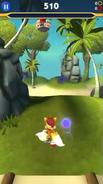 Tails glitch