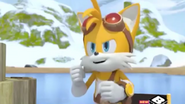 SB Tails is good to captured with Sonic