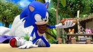 Sonic the Chili dog hero
