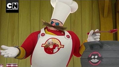 Master Chef I Sonic Boom I Cartoon Network