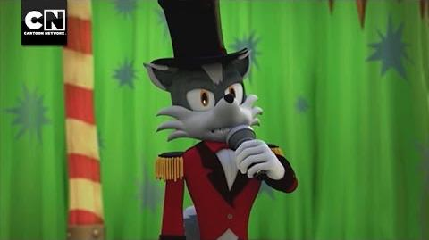 Ringmaster Trap I Sonic Boom I Cartoon Network