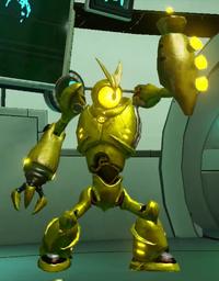 Blaster Trooper Profile