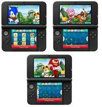 Sonic Boom 3DS Theme