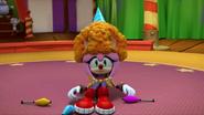 Amy the Sad Clown