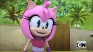 Sonic Boom Amy is Pretty Good Job