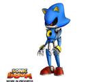 Metal Sonic/Galeria