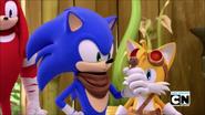 SB Sonic Was Amazed