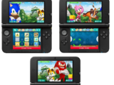 Tema 3DS Sonic Boom