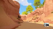 Bygone Island Canyon