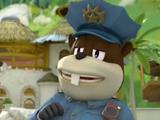 Policial Castor