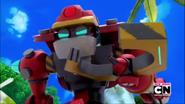 Obliterator Bot - 1st attack