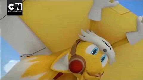 Plane Crazy I Sonic Boom I Cartoon Network