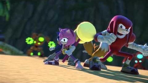 Sonic Boom: Rise of Lyric/Galeria de Videos