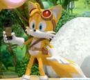 """Miles """"Tails"""" Prower (Dimensão Espelho)"""