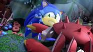 Crab Bot will kill Sonic