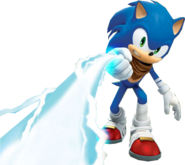 Sonic Boom Rise Of Lyric Sonic