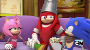 LNW Sonic Amy and Knux