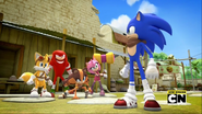 Equipe Sonic Temporada 2