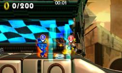 Fireman-bot vs Sonic-bot