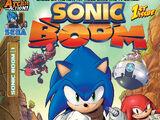 Sonic Boom (série em Quadrinhos)