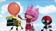 Amy y el globo