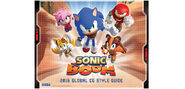 Sonic boom cg 22