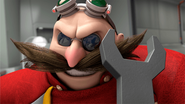 Eggman Fire and Ice
