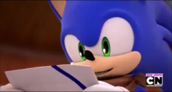 SB Sonic Was a Good Reader