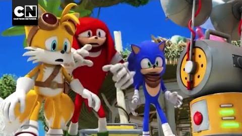 Translator Trouble I Sonic Boom I Cartoon Network