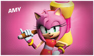 Sonic Boom Amy