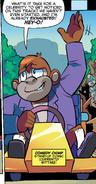 Comedy Chimp Archie