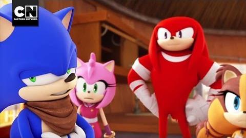 Sonic Boom l Cartoon Network