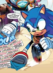 Sonic corre 2