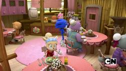 Chez Amy interior