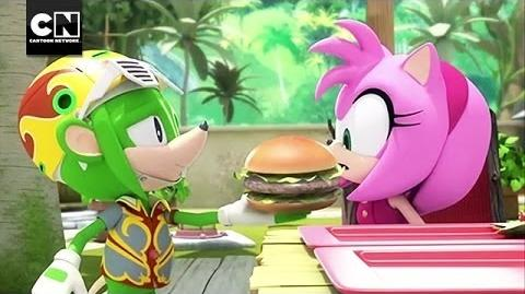 Swifty the Shrew I Sonic Boom I Cartoon Network
