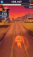 Chaos Blast Dash 2