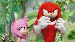 Unluckly Knuckles Promo