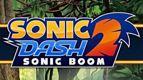 Sonic Dash 2 Sonic Boom (OST) - Village Stage Theme