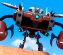 Robô-Fogo
