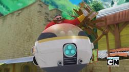 Eggman the Winner