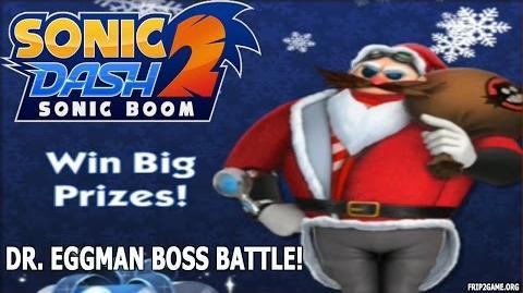 Sonic Dash 2 Sonic Boom Dr