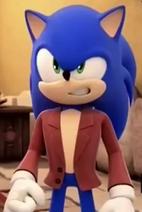 Sonic de cavaleiro