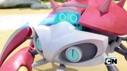 Crab Bot laser