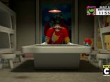 Abrigo Subterrâneo Secreto de Eggman