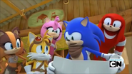 Sonic Boom Groups Got a Ideas