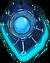 Bubble Shield Power Glyph