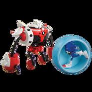 Roubo-fogo-e-sonic-toy