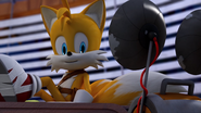 SB Tails is Talking to U.T