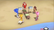 Your name is Knuckles